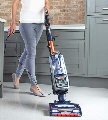 Review of Shark [NZ801UKT] Upright Vacuum Cleaner Pet Hair