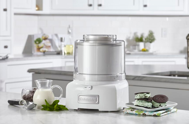 Best Cuisinart Ice Cream Makers for Creating Frozen Desserts