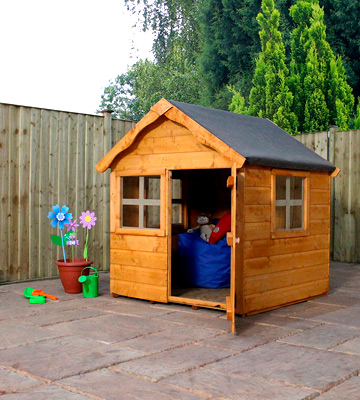 Review of Waltons Honeypot Snug Wooden Playhouse