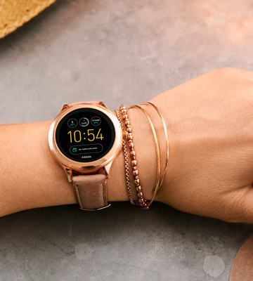 Review of Fossil FTW6005 Women's Smartwatch