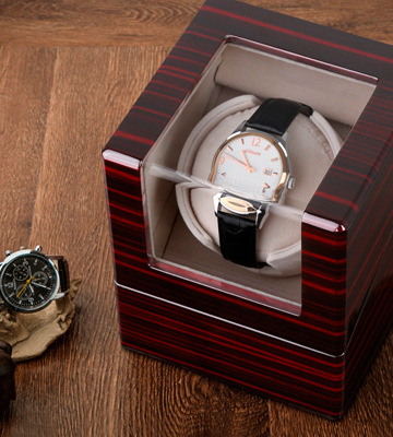 Review of INTEY NY-O08 Automatic Single Watch Winder