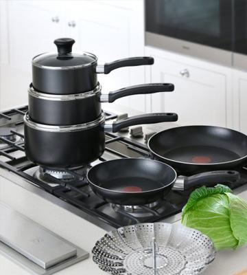 Review of Tefal 8-Piece Essential Kitchen Cookware Set