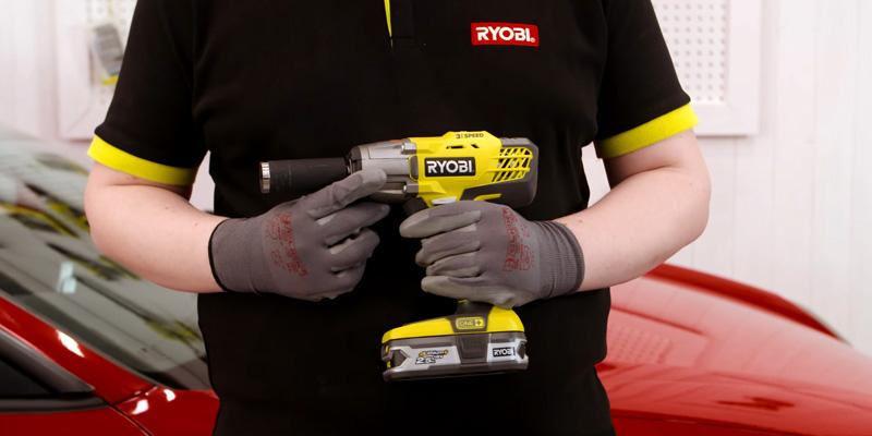Review of Ryobi R18IW3-0 ONE+ Impact Wrench
