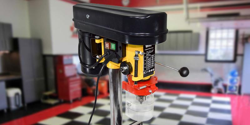 Detailed review of Wolf Pillar Drill Press