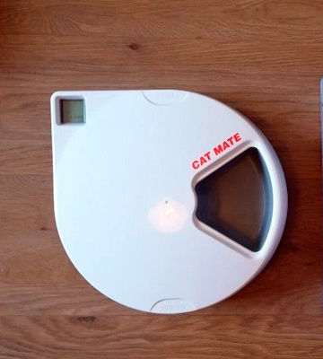 Review of Pet Mate C500 Automatic Pet Feeder with Digital Timer