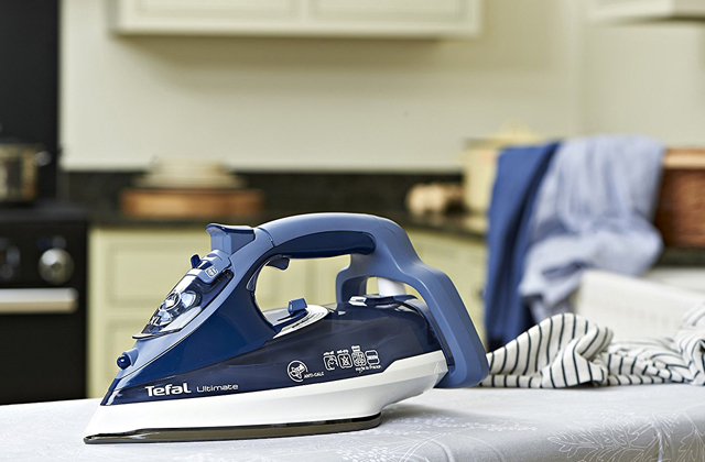 Comparison of Tefal Steam Irons for Crease-free Results