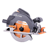 Evolution Power Tools R185CCS Multi-Material Circular Saw