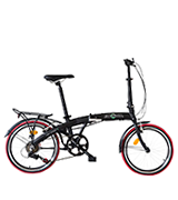 ECOSMO Lightweight Alloy Folding City Bike Bicycle