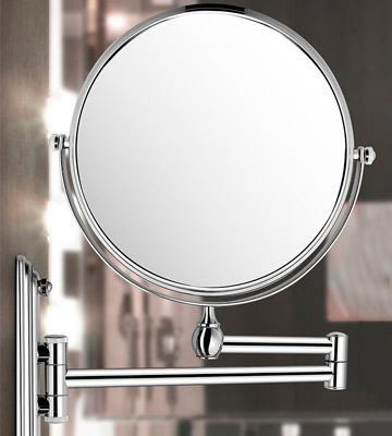 Review of Spaire 7X Magnification Bathroom Shaving Mirror
