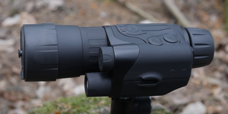 Review of Yukon NV Exelon 3x50 Night Vision Monocular