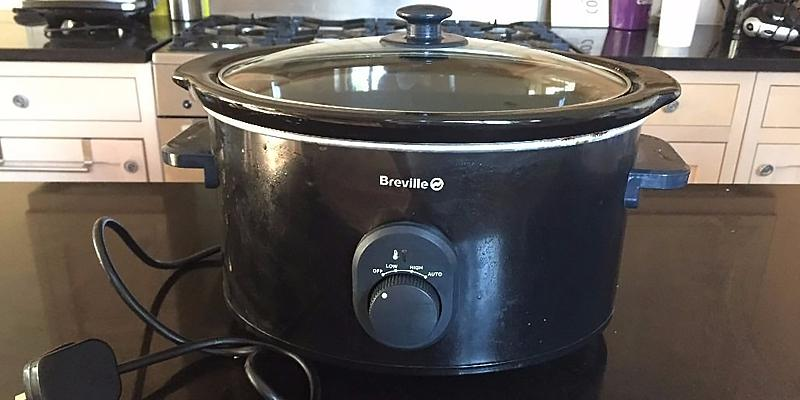 Breville VTP105 4.5 Litre in the use