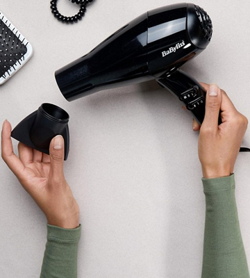 Review of BaByliss Diamond Hair Dryer