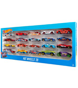 Hot Wheels H7045 20-Car Gift Pack