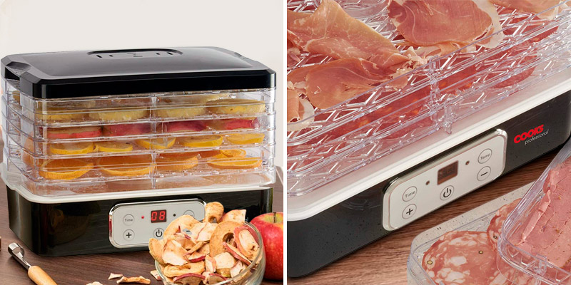 Review of Cooks Professional G0199 Electric Food Dehydrator