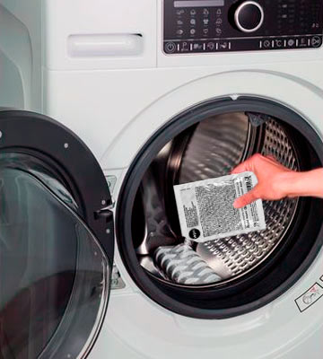 Review of Hotpoint Washing Machine Limescale Descaler & Detergent Remover