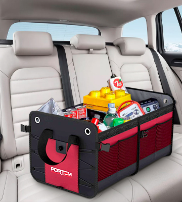 Review of FORTEM FRTM-TO-V3 Car Boot Tidy Organiser
