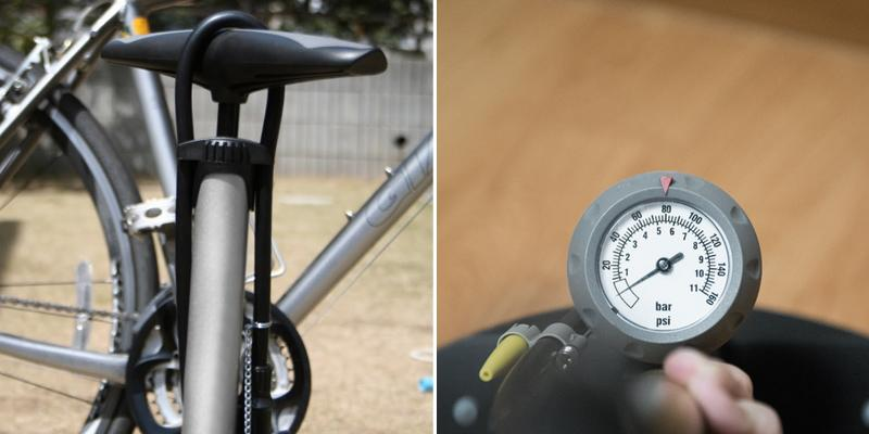 Review of BV Bicycle Ergonomic Bike Floor Pump