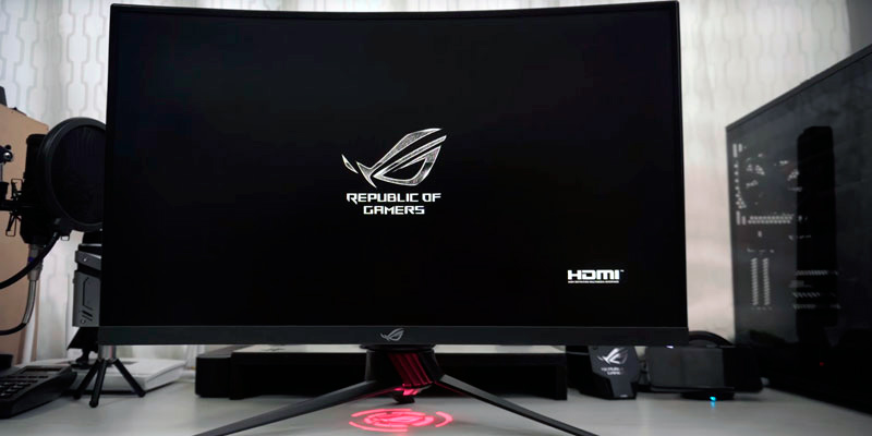 Review of ASUS ROG Strix XG27VQ