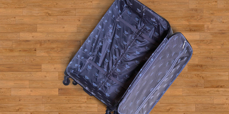 Review of Slimbridge Extra Large Lightweight Luggage