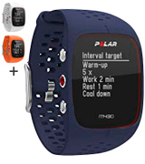 Polar Unisex M430 Gps Running Watch
