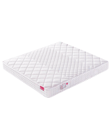 DOSLEEPS 4FT6 9-Zone Double Mattress Pocket Sprung Mattress with Memory Foam and Tencel Fabric