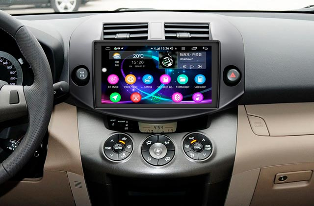 Best Android Car Stereos