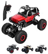 SZJJX Vehicle Climber Truck Remote Control Racing Car