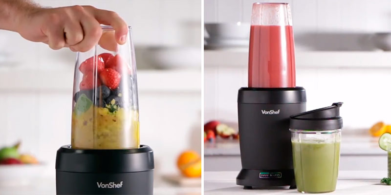 Review of VonShef Multifunctional Powerful Smoothie Maker
