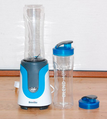 Review of Breville VBL136 Personal Blender