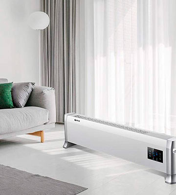 Review of XIAOYAN DTJ-T1 Baseboard Heater, 2200W