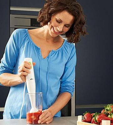 Review of Braun MQ100 Hand blender