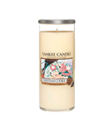 Yankee Candle 1253125E Christmas Cookie Pillar Candle