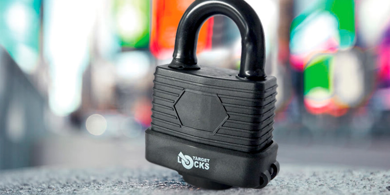 Review of Smiths F-20282 Pack of 2 Heavy Duty Waterproof Padlock