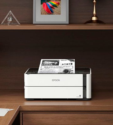 Review of Epson EcoTank ET-M1120 Mono Inkjet Printer