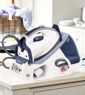 Review of Tefal GV7466 Express Anti-Scale High Pressure Steam Generator