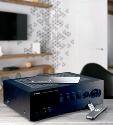 Review of Yamaha A-S501 2 Channel Integrated Amplifier