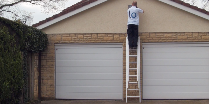 Review of TB Davies 1102-008 Trade Triple Extension Ladder, 3 meter extends to 7 meters