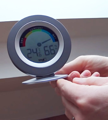 Review of Green Wash Ltd TFA Cosy Digital Thermo-Hygrometer