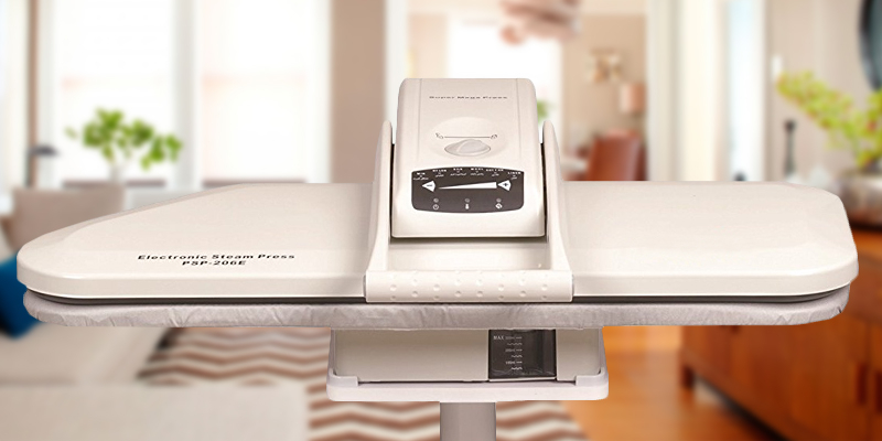 Review of Speedy Press Double-Size Ironing Press with Stand (80cm x 31cm)