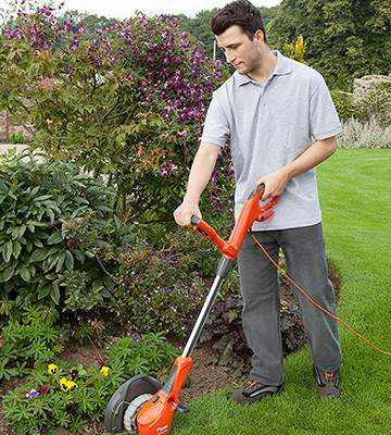 Review of Flymo 9672414-01 Electric Grass Trimmer and Edger