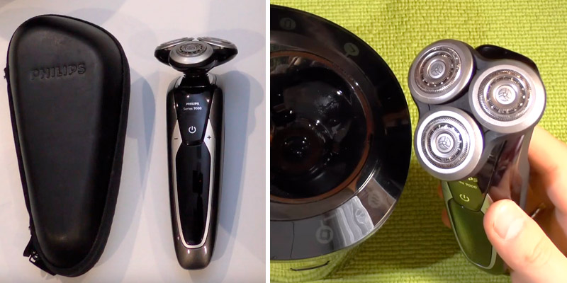 Review of Philips S9531/26 Series 9000 Wet and Dry Electric Shaver
