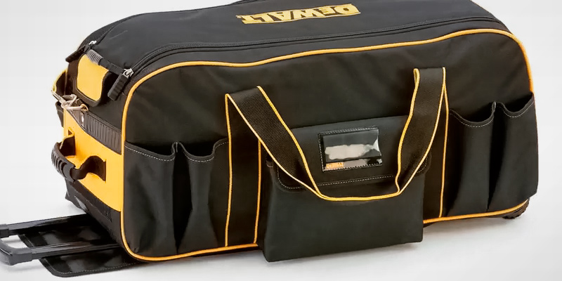 Review of DEWALT DWST1-79210 Duffel Trolley Bag with Wheels