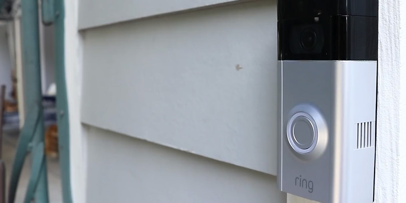 Review of Ring Video Doorbell 3 with Alexa (1080p, Advanced Motion Detection)