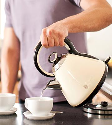 Review of Russell Hobbs 21882 Electric Kettle, 1.7 L, 3000 W