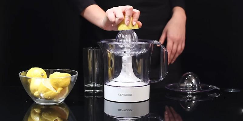 Review of Kenwood JE280 Citrus Juicer
