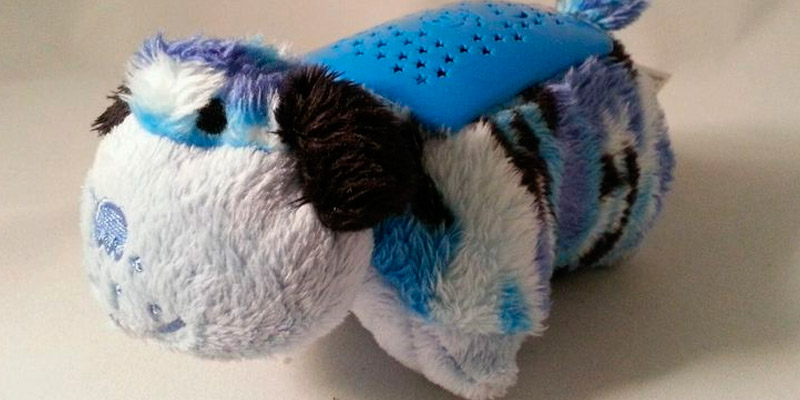 Review of My Pillow Pets Camo Dog Dream Lites