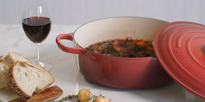 Review of Le Creuset Cast Iron Round Casserole, 6.7L