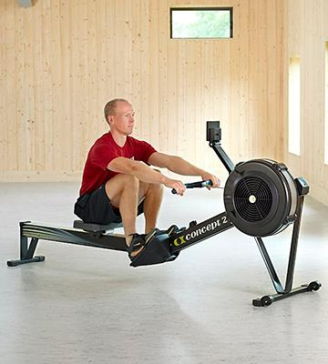 Review of Concept2 Model D Indoor Rower with PM5 Monitor