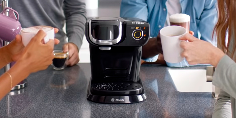 Review of Bosch TAS6002GB My Way Coffee Machine