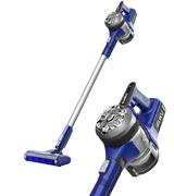 Eureka NEC122A Power Plush cordless 2-in-1 Stick Vacuum Cleaner
